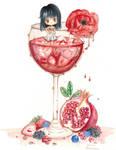 :C: Kyoki's Glass by Merindity