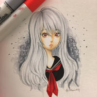 :C: Yuuki by Merindity