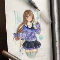 :AT: Liliana by Merindity