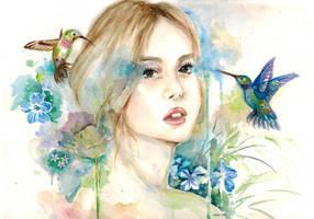 Secret Garden by Merindity