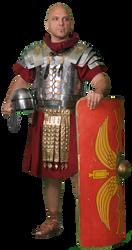 Roman Soldier_1 by Georgina-Gibson