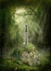 Excalibur- Camelot collection by Georgina-Gibson