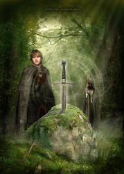 It is Time -Camelot Collection by Georgina-Gibson