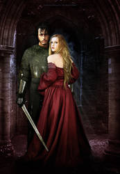 Guinevere's Temptation by Georgina-Gibson