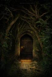 Secret Door by Georgina-Gibson