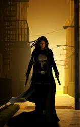 La Femme Punisher 15 by hotrod5