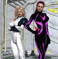 The Ultra Ladies by hotrod5