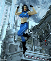 Fantastic Lin 04 by hotrod5