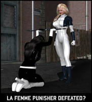 Ultrawoman vs LFP Poster 01 by hotrod5