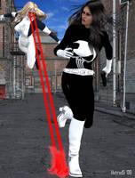 Ultrawoman vs LFP Poster 03 by hotrod5