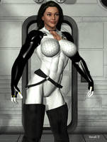 The New Miranda Lawson by hotrod5