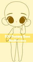 P2U Pudding Base by MiniMelodies