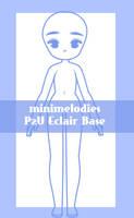 P2U Eclair Base by MiniMelodies