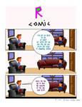 R Comic Preview by DanVzare