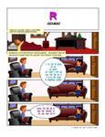 R Comic Page 1 by DanVzare