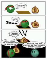 Emoticomic: Money by DanVzare