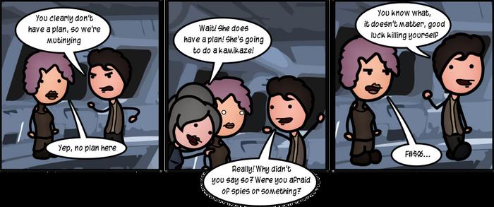 Peer Pressure: Part 2 by DanVzare