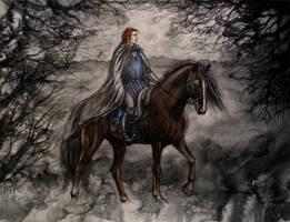 rider by LiigaKlavina