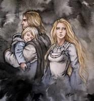 family by LiigaKlavina