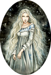 Queen of the stars by LiigaKlavina