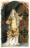 Briar Rose by LiigaKlavina