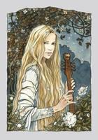 Princess by LiigaKlavina