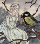 Winter fairy tale by LiigaKlavina