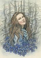 Late spring by LiigaKlavina