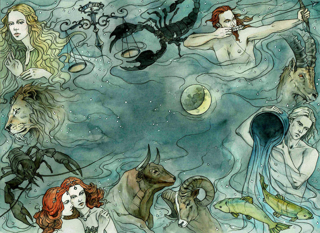 Zodiac by LiigaKlavina