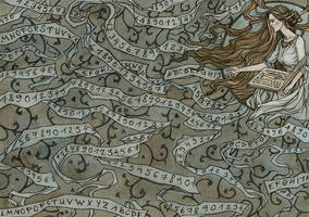 Numerology. by LiigaKlavina