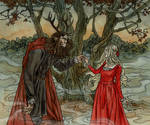 Beauty and The Beast. by LiigaKlavina