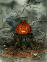 Happy Halloween! by LiigaKlavina
