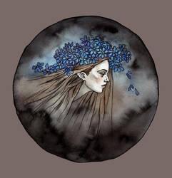 springtime melancholy by LiigaKlavina