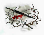 Sword of Darkness. by LiigaKlavina