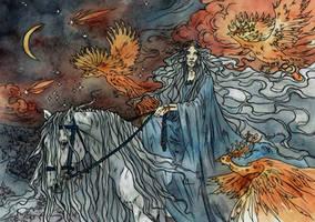 Fairy tale by LiigaKlavina