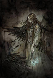 Sadness by LiigaKlavina