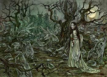 The Raven`s Ballad by LiigaKlavina