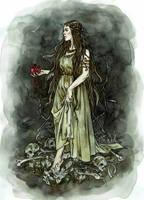 Persephone by LiigaKlavina