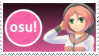 Osu! Stamp by Gallinaceus