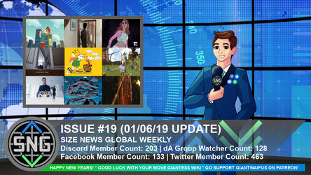 SNG Weekly Issue #19 by Ryukison