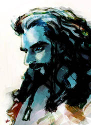 Thorin [2014] by Maelstromarts