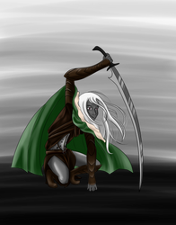 Drizzt for Sigma by LizaByte