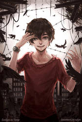 Zankyou no Terror - Twelve by eulyin