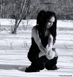 Like Snow by w4b