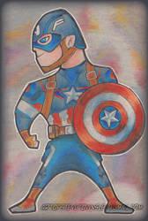 Cap by scruffyzero