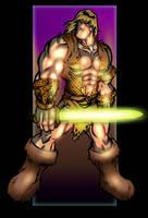 Thundarr the Barbarian by scruffyzero