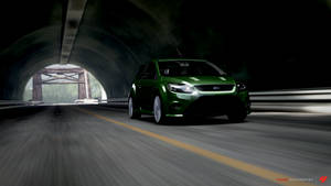 Ford Focus RS 03 - Forza 4 by Zavorka