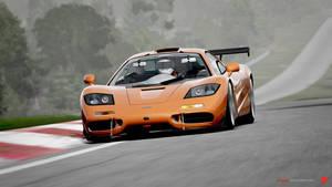 McLaren F1 - Forza 4 by Zavorka