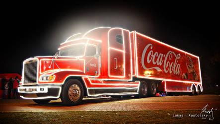 Coca-Cola Truck by Zavorka
