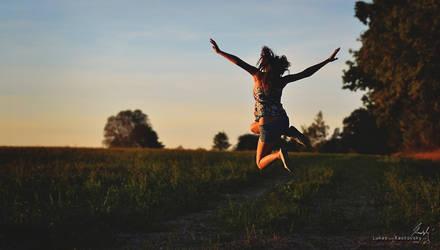 Can I fly? - MonYna by Zavorka
